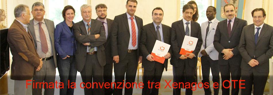Convenzione Xenagos-OTE